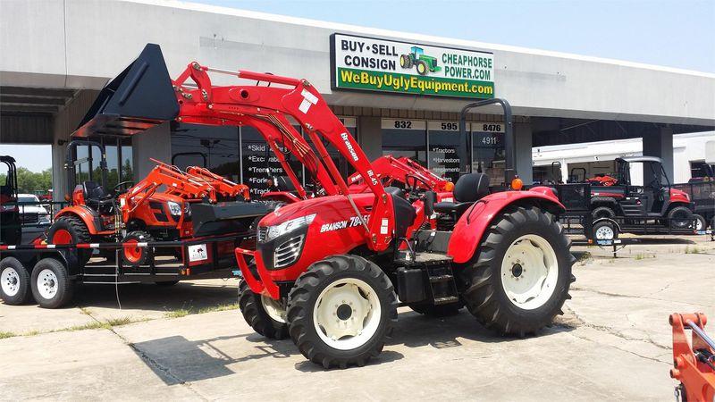 2015 Branson 7845R Tractors | NATIONAL TRACTORS, INC. ROSENBERG, TX ...