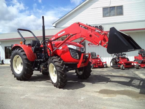 Branson 7845R Tractor w/ Loader- 4WD - Hodges Farm Equipment