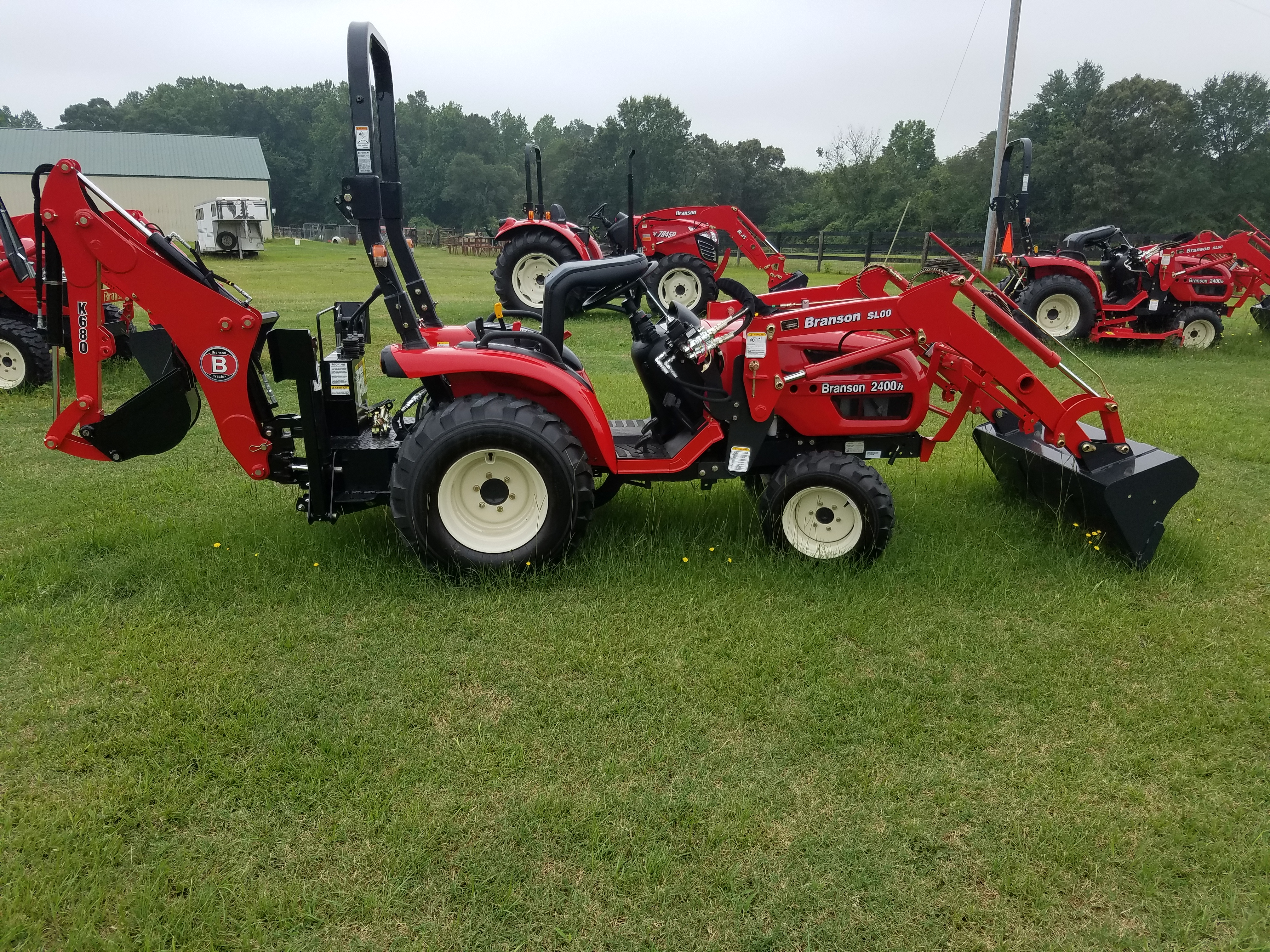 Branson 2400H: High Quality Tractor Parts | Expert Tractor Service ...