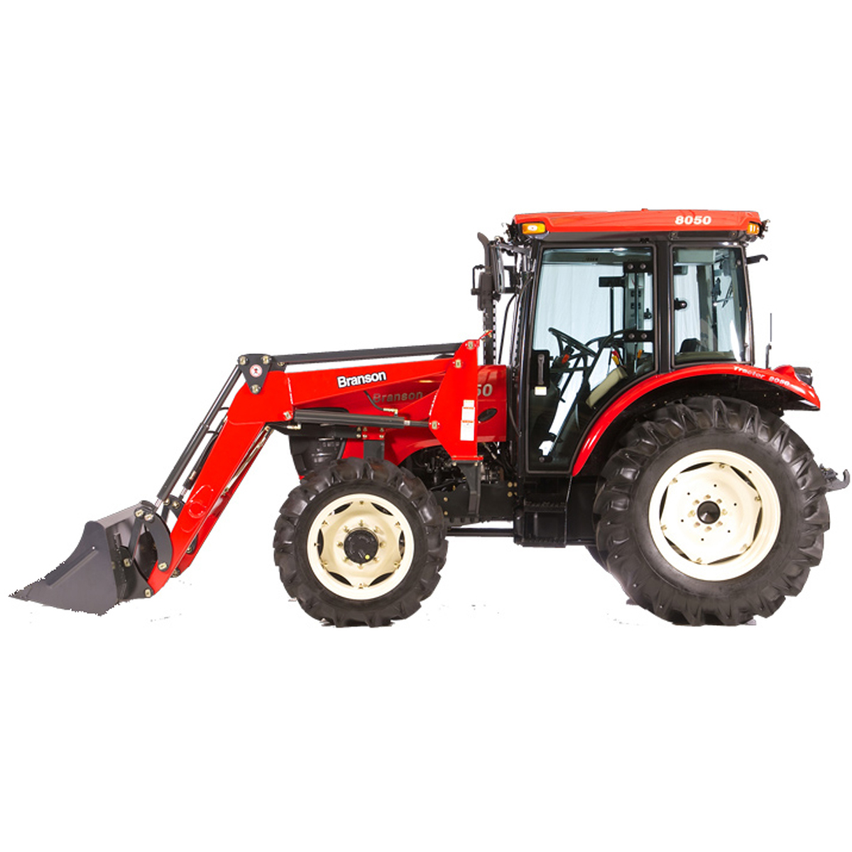 branson 8050 introducing the branson tractor 8050 featuring a powerful ...