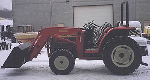 Branson Loader for F4350 and F3550 Picture # 1]