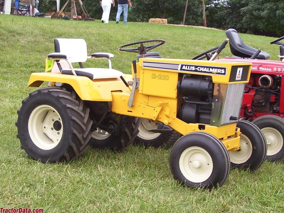 Allis Chalmers Garden Tractor | www.imgarcade.com - Online Image ...