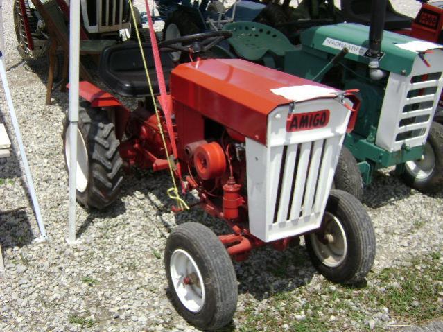 AMIGO Tractors Anyone? - Amigo Tractor Forum - GTtalk