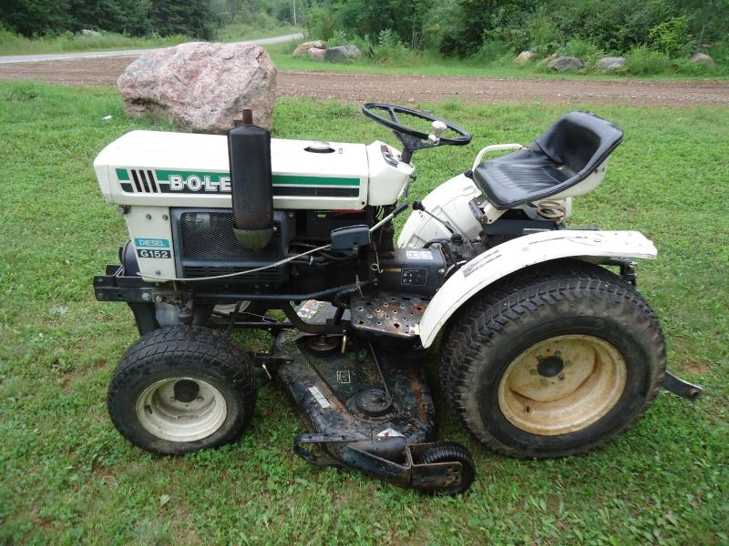 Pin Bolens Garden Tractor on Pinterest