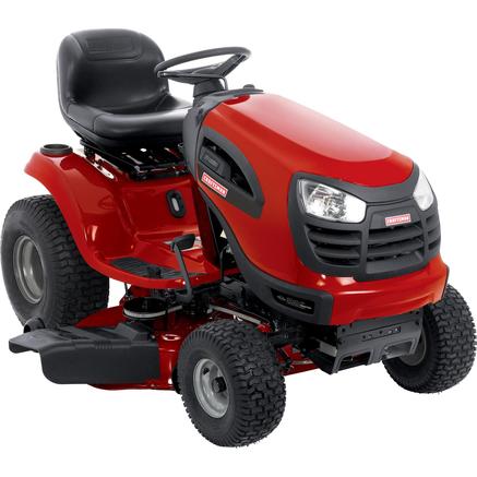 craftsman lawn tractors