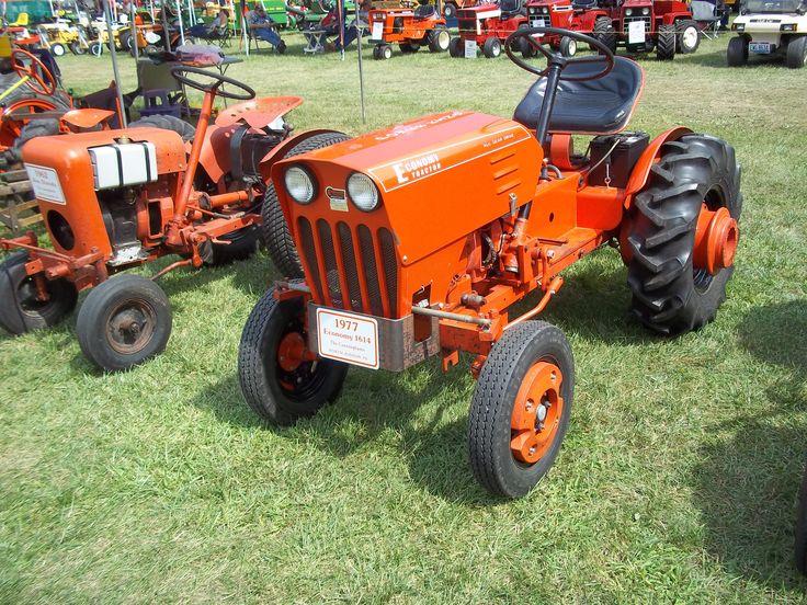 economy lawn tractors