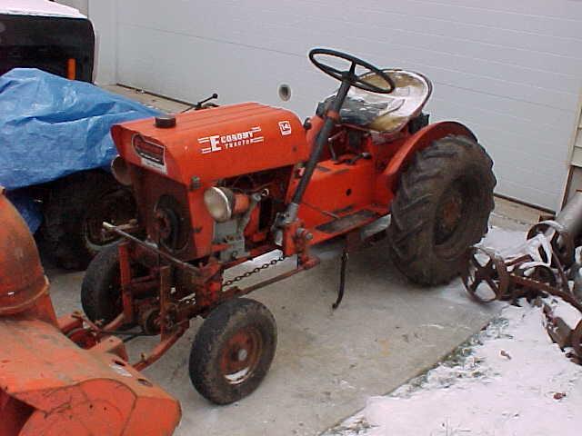 Economy - Jim Dandy Garden Tractor