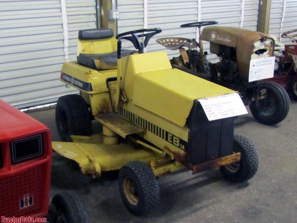 TractorData.com General Electric E8M Elec-Trak tractor photos ...