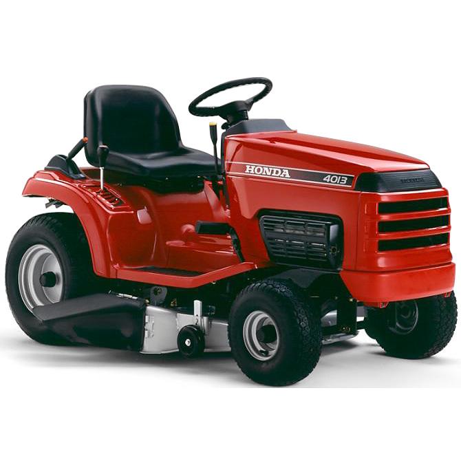honda lawn tractors