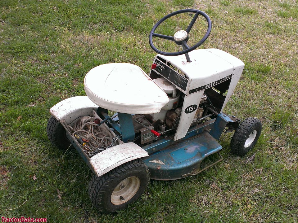 huffy lawn tractors