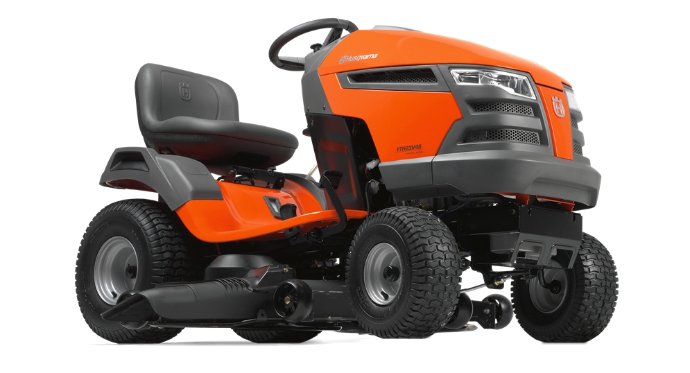husqvarna lawn tractors