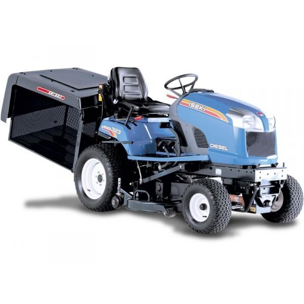 iseki lawn tractors