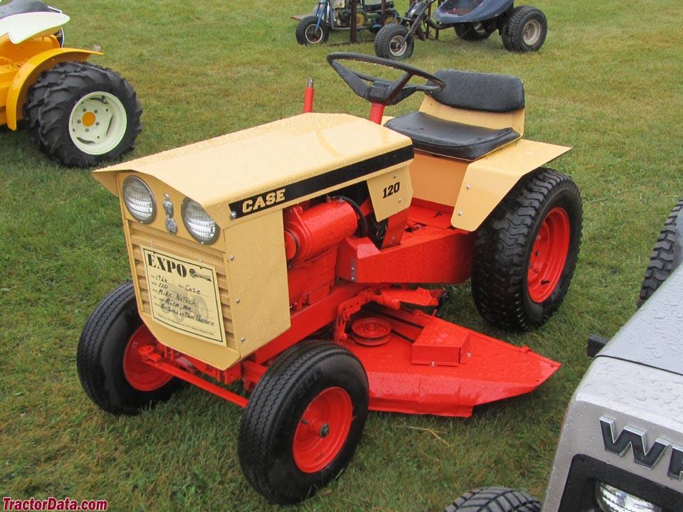 ji case lawn tractors