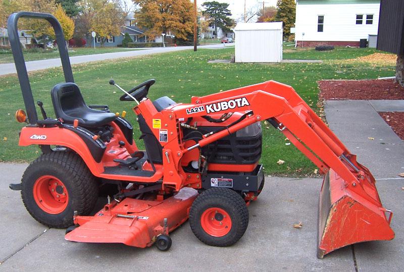Kubota Garden Tractor Garden tractor