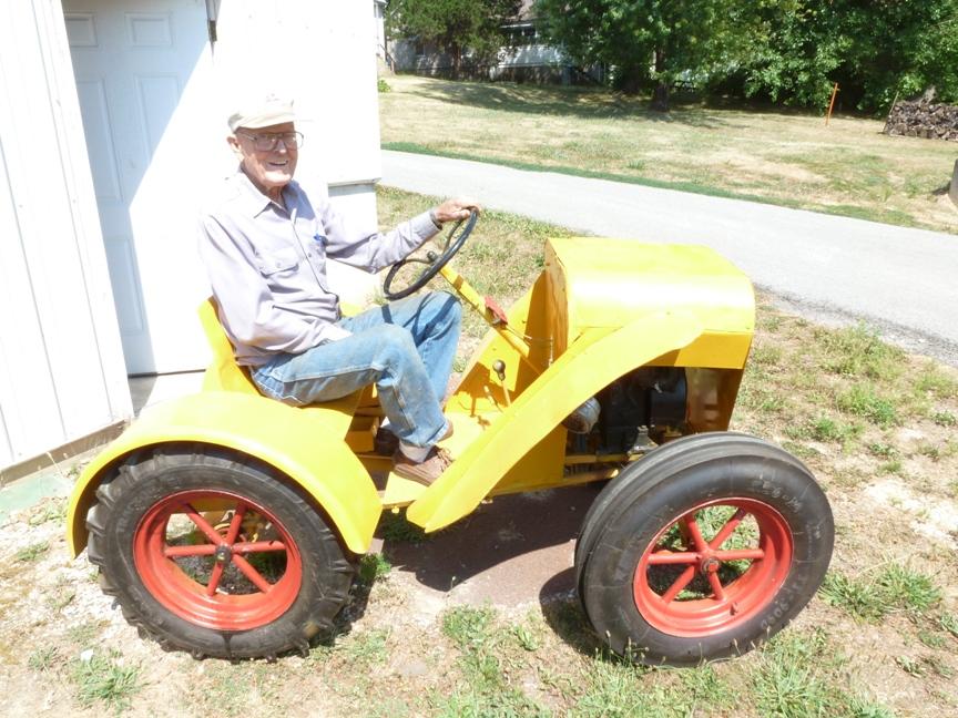 mayrath lawn tractors