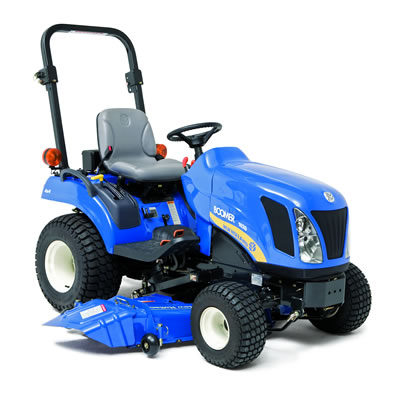 new holland lawn tractors