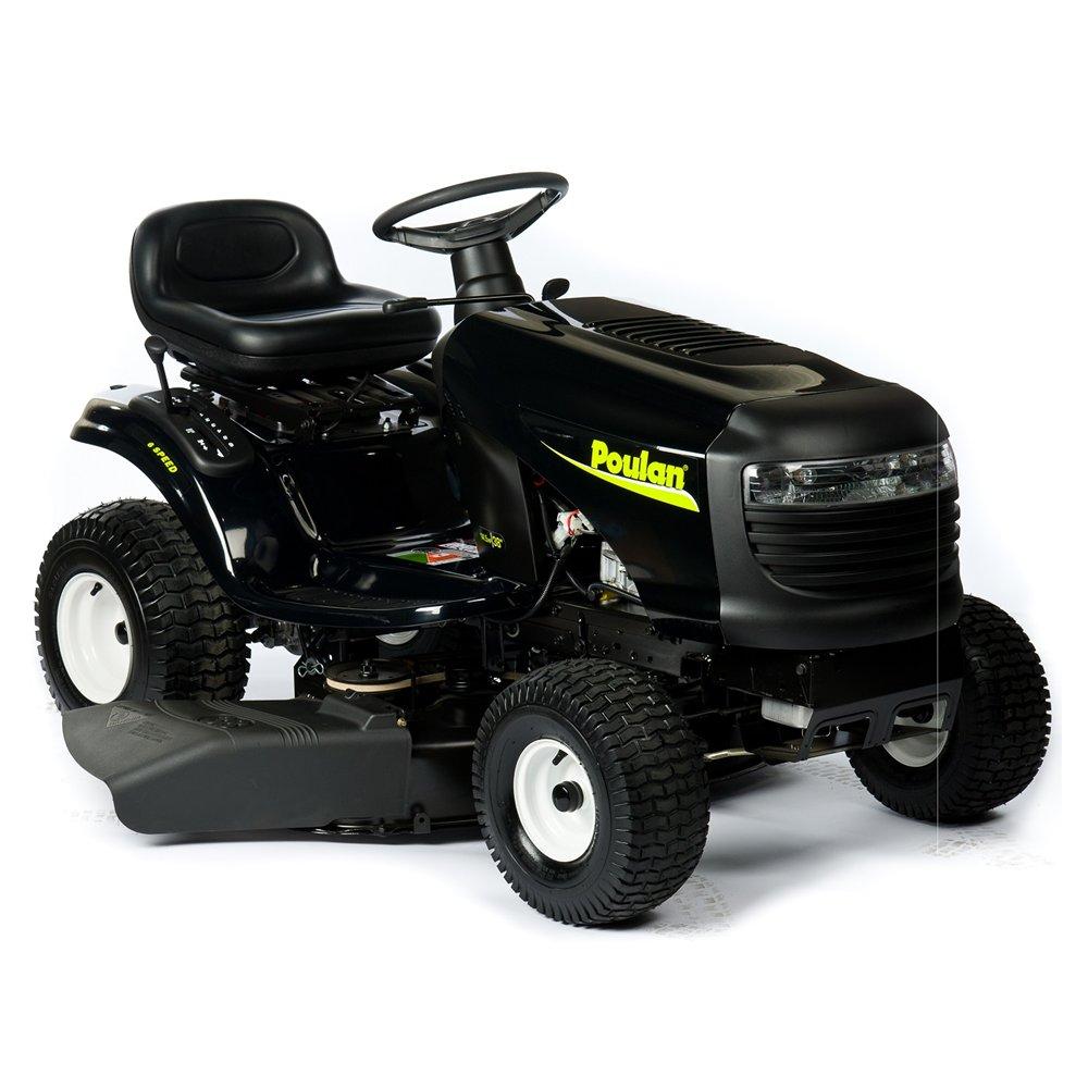 poulan lawn tractors