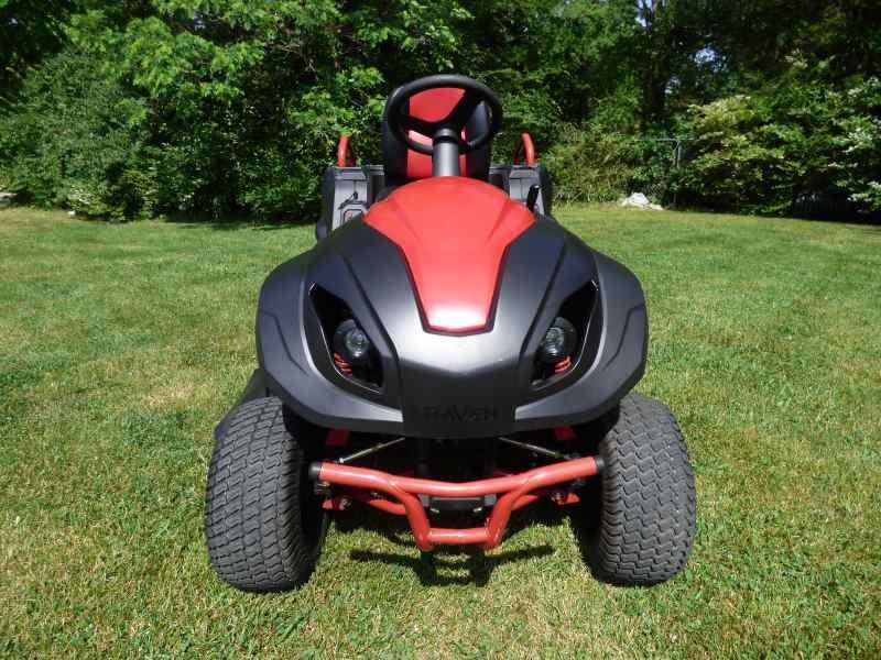 raven mpv lawn tractors
