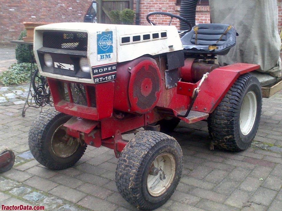 Roper+Lawn+Tractor TractorData.com Roper T63231R RT-16T tractor photos ...