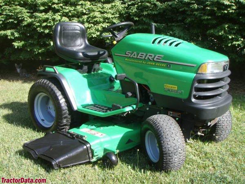 2002 garden series garden tractor series back sabre 2354hv more sabre ...
