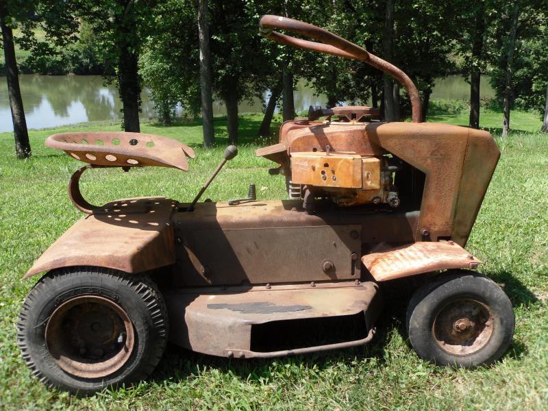springfield lawn tractors