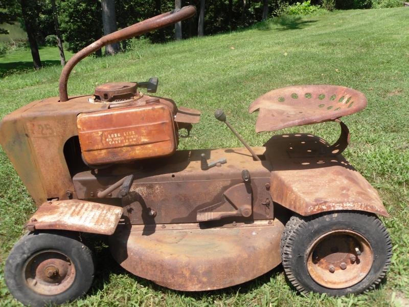 springfield lawn tractor??? - Page 4 - Other Brand Tractor Forum ...