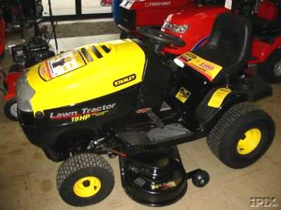 stanley riding lawn mower tractor mower wiring diagram murray riding ...