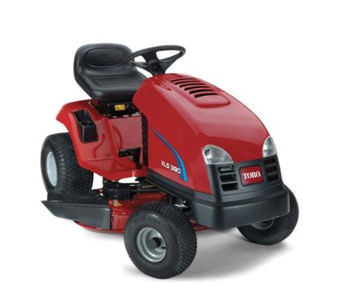 toro lawn tractors