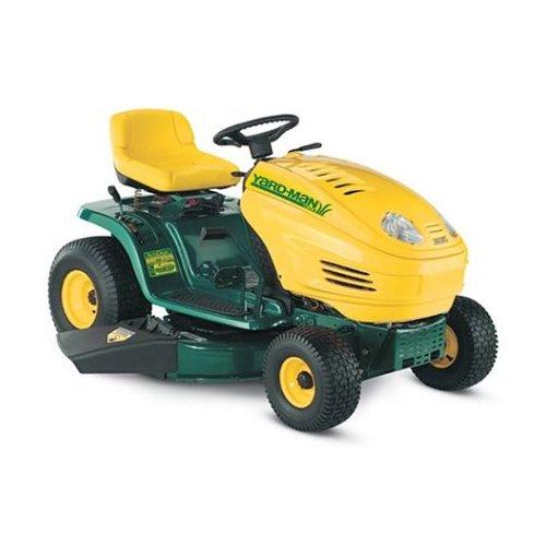 yard man lawn tractors