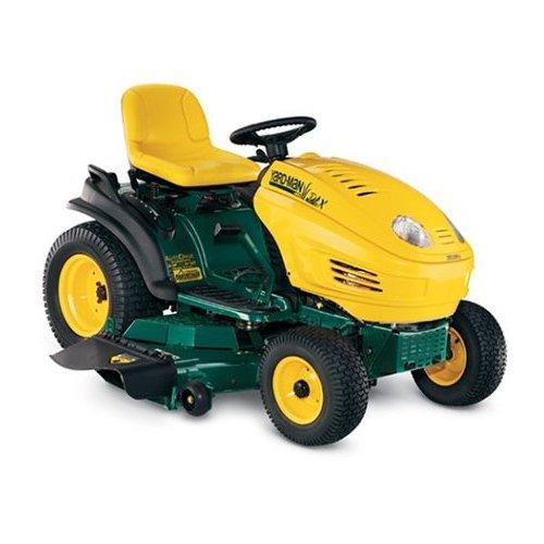 .com : Yard-Man 14AZ814K701 25 HP 54-Inch Hydrostatic Garden Tractor ...