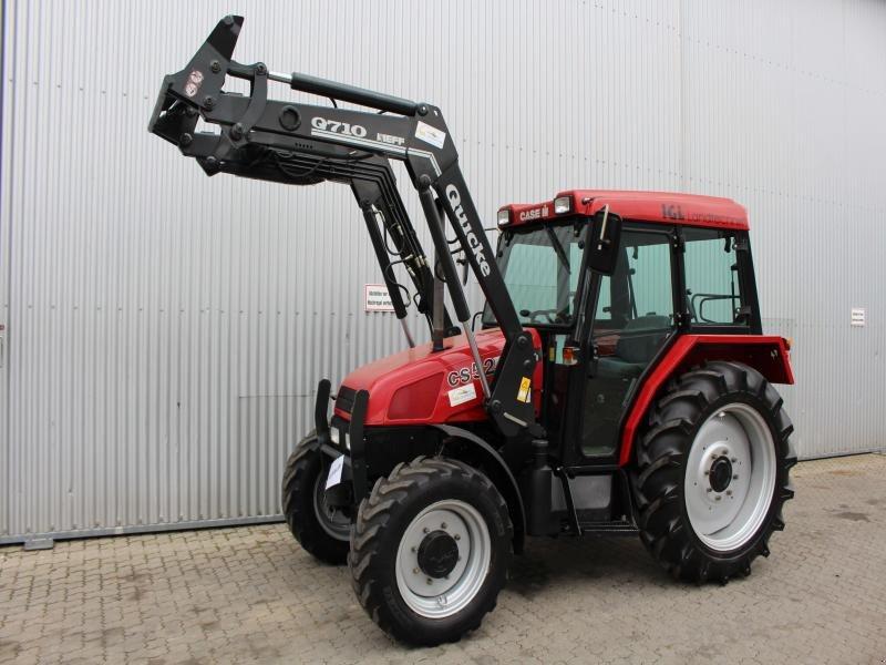 Case IH CS 52 Traktor - technikboerse.com