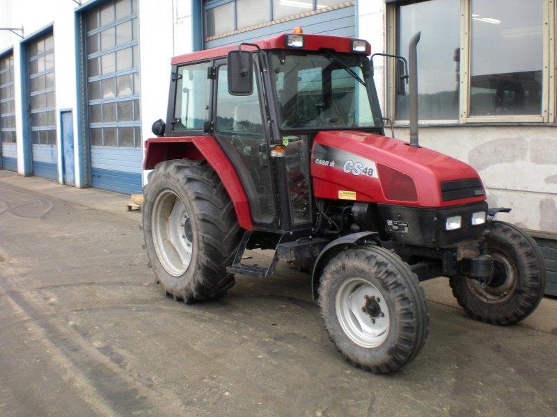 Traktor Case IH CS 48 - technikboerse.com