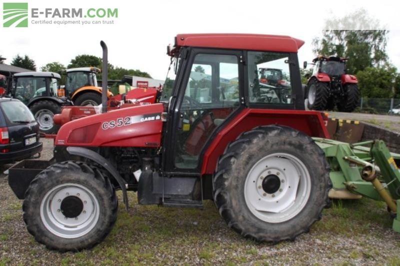 Case-IH CS 52 - eFarm GmbH & Co. KG - Gk-maschinenmarkt.com