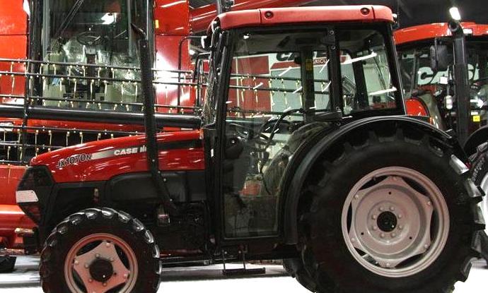 Case IH JX1070N MFWD - 2009