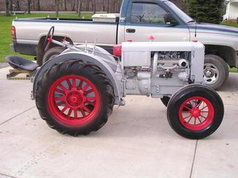 1937 Centaur KV - TractorShed.com