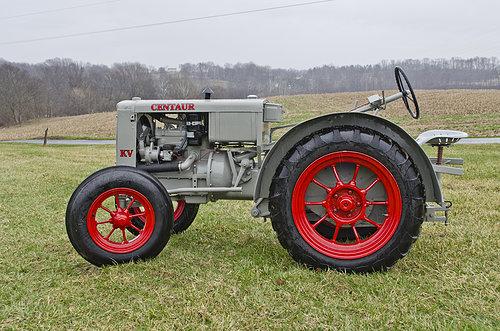 1937 Centaur KV