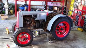 1936 Centaur KV - TractorShed.com