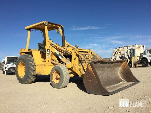 Allis Chalmers 715B Industrial Tractor in Yermo, California, United ...
