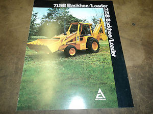 Allis Chalmers 715 Backhoe Specs | Share The Knownledge