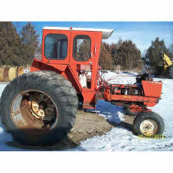 description used allis chalmers 190 tractor parts all states ag parts ...