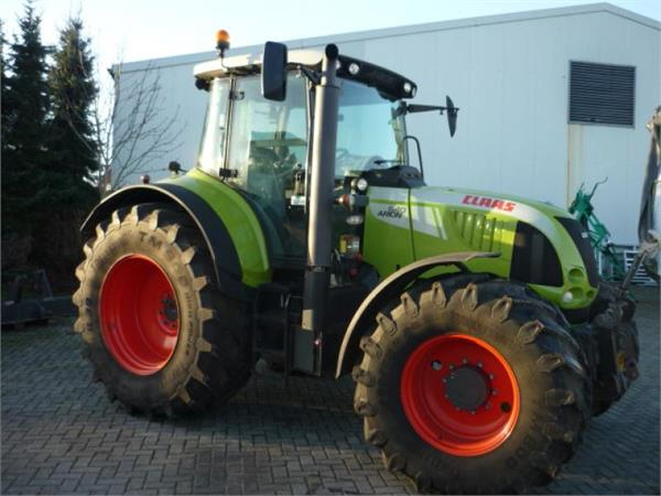 Claas Arion 640 CIS - Tractors, Price: £43,534, Year of manufacture ...