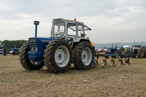 County 944 & Plough