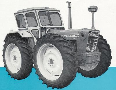 Myöhemmät 1164:t perustuivat 7600:n ja 764:t Ford 5600:n tekniikkaan ...