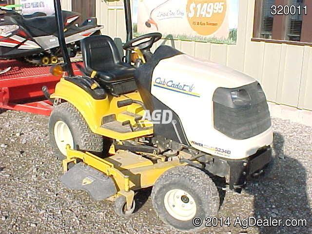 2006 Cub Cadet 5234D Mower For Sale   AgDealer.com