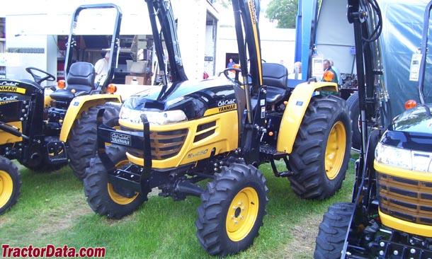 TractorData.com Cub Cadet Ex450 tractor photos information