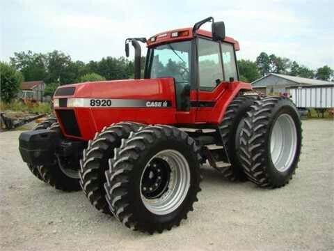 ... case ih magnum farming trucks iron forward 1998 case ih 8920 magnum