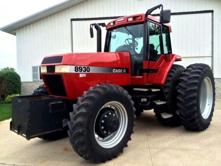 CASE IH 8930 MAGNUM FWD: Ih 8930, Magnum Fwd, Tractor Porn, 8930 ...