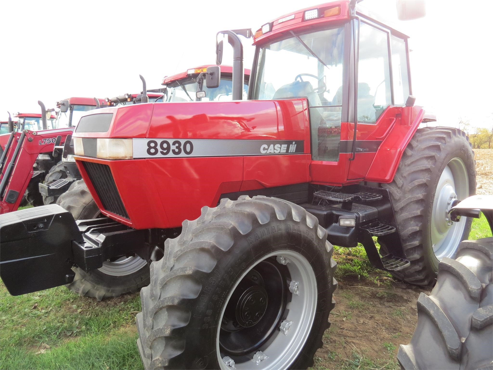 Wisconsin Ag Connection - CASE IH 8930 Tractors for sale