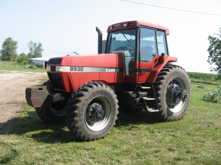 Case IH 8930 Specifications