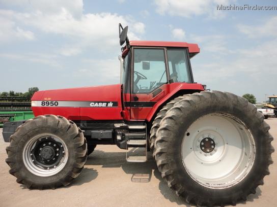 1998 Case IH 8950 Tractors - Articulated 4WD - John Deere ...